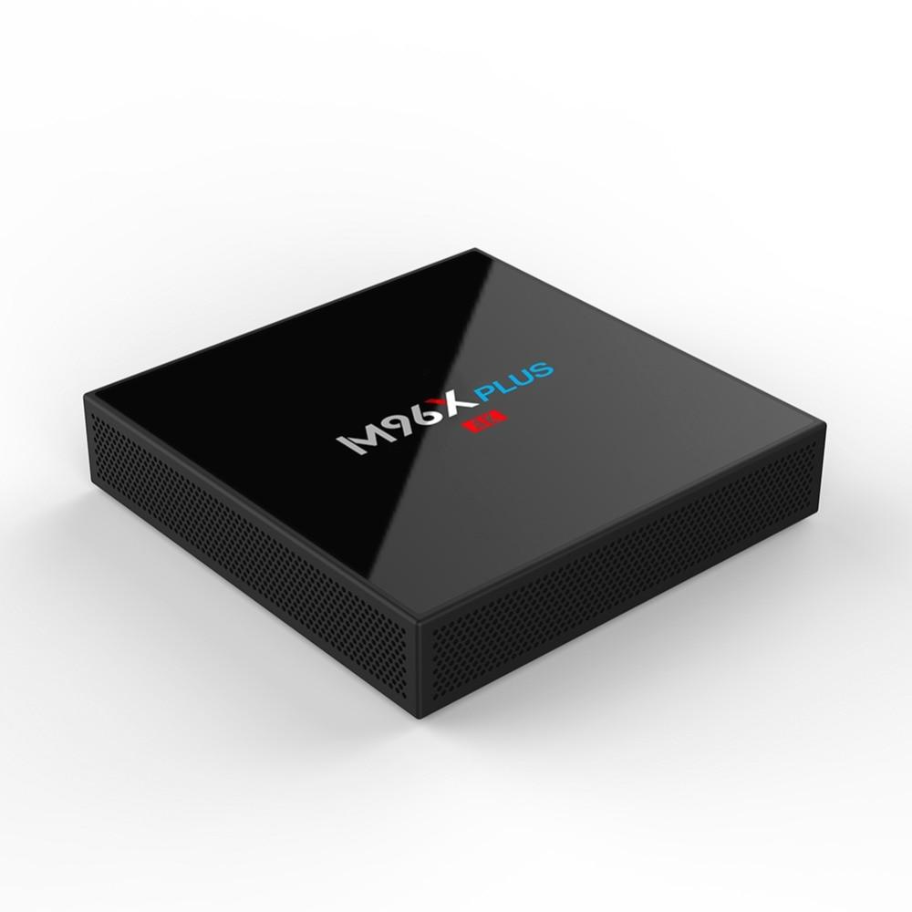 M96X Plus TV Box S912 Android 7.1 Kodi Pre-installed Internet TV Box 2G RAM 16G ROM 1000M Ethernet 3D 4K 60fps multi-language mxiii 4k s802 2g ram 8g rom tv box