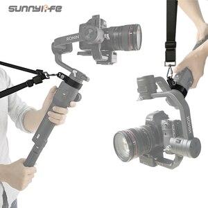 Фиксированное кольцо шейный ремешок Пряжка ремешок для DJI RONIN-S стабилизаторы застежка слинг