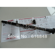 Wholesale –Silver Plated Suzuki 17 key B flat clarinet clarinet two pairs of export