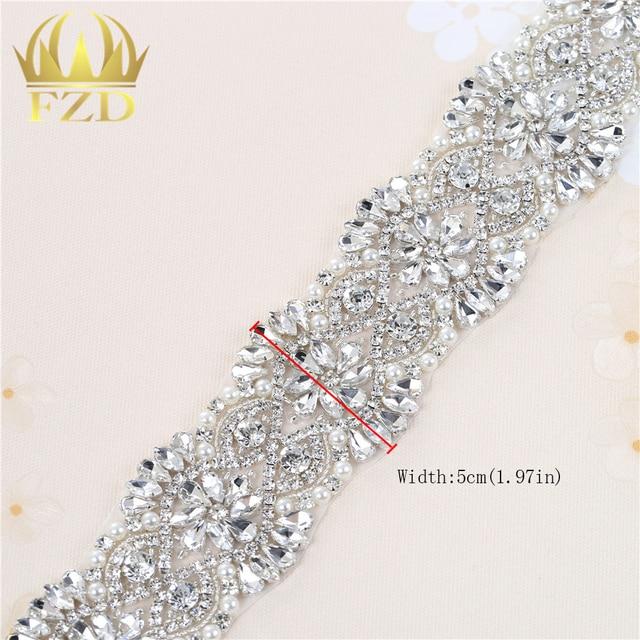 10 yardas cristal caliente del arreglo de cuentas garra rhinestone Appliques  TRIM para Vestidos de novia 2f7b47130729