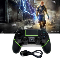Wireless Bluetooth PS4 Controller for Vibration PS4 Joystick Gamepad Precision Control joypad for Sony Play Station 4 game pad
