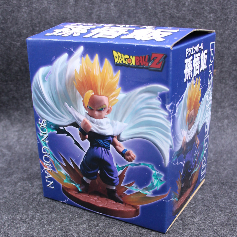 Anime Dragon Ball Z Son GoHan Statue Action Figure Dolls Model Toys
