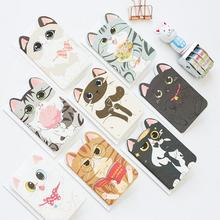 Cute Cartoon Animals 3D Greeting Card Postcard Birthday Gift Card Set Message Card Letter Envelope Gift Card