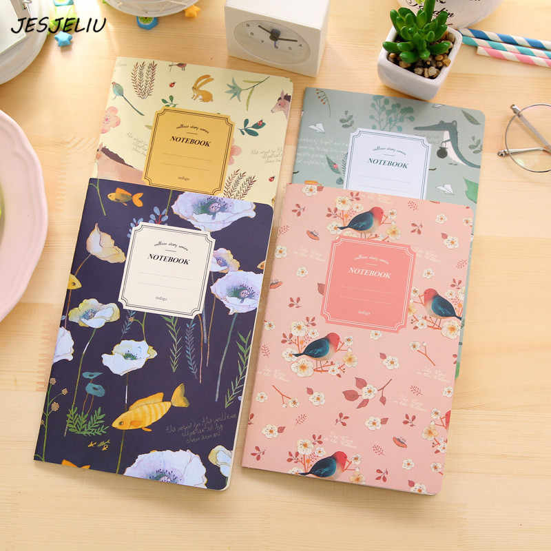 Kawaii Stationery Cute A5 Notebook 32 Page Notepad Diary Book