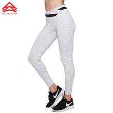 SYPREM Cross Back Yoga Pants Female Elastic High Waist Leggings Winter Running Sportswear Quick-Dry women Fitness Tights,MS0017