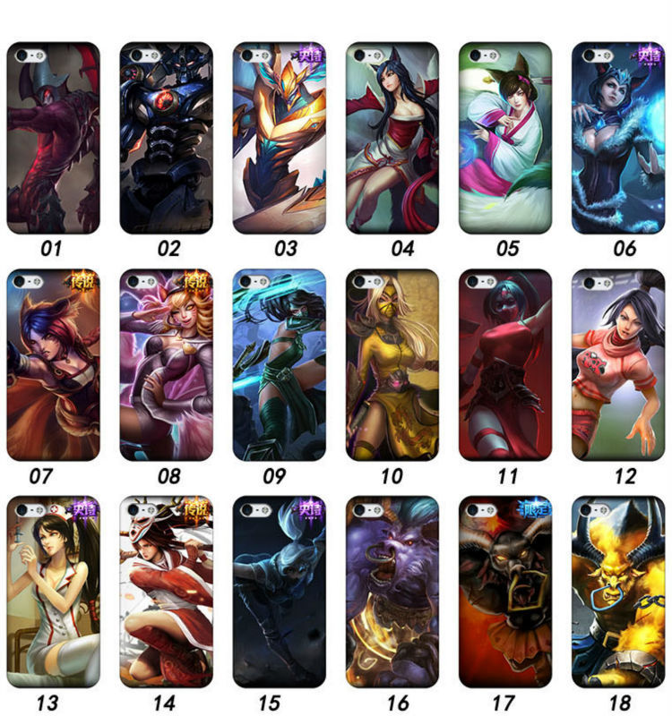 new photos aecc1 d5ce9 US $13.8 |5 5C 5S Cheap Cases For Iphone 5 League of Legends LOL Game 3D  Cover Cases For Smartphone on Aliexpress.com | Alibaba Group