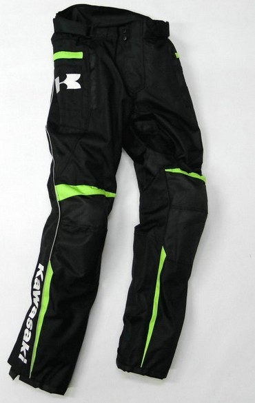 kawasaki Cycling equipment/Cycling pants/motorcycle pants/racing off-road pants/riding hockey pants/motorcycle trousers k-1
