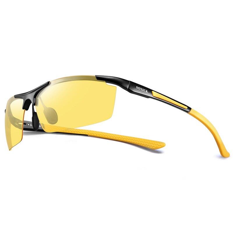 a12de365cc SOXICK Brand HD Anti Glare Night Driving Sunglasses Polarized Night ...