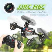 2MP HD Camera Drone JJRC H6C 4CH 6 axis Gyro Mini RC Quadcopter Helicopter