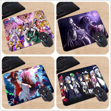 Babaite touhou project characters all in one place Rectangle Anti-Slip Laptop PC Mice Pad Mouse Mats