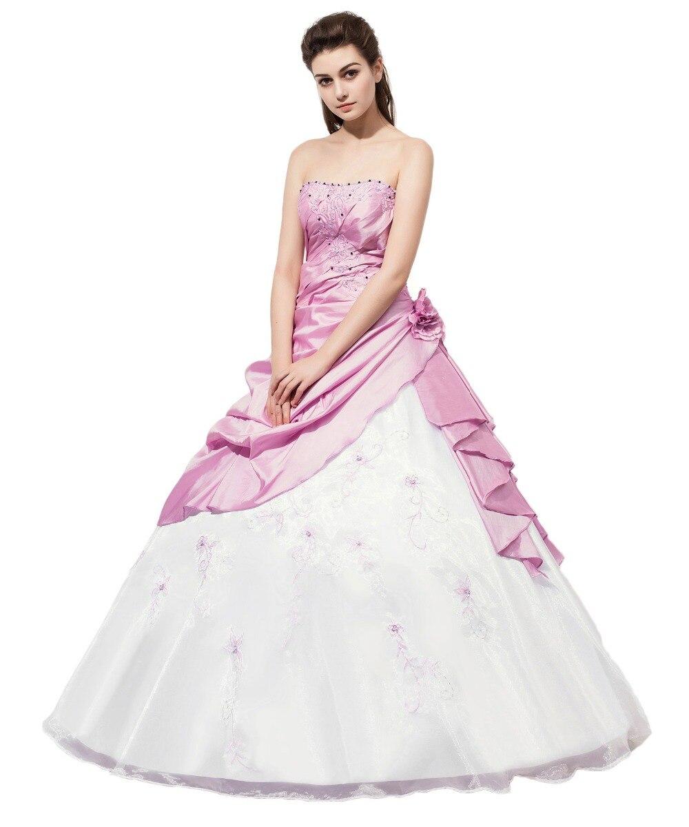 Fein Lang Trägerlos Prom Kleider Galerie - Hochzeit Kleid Stile ...