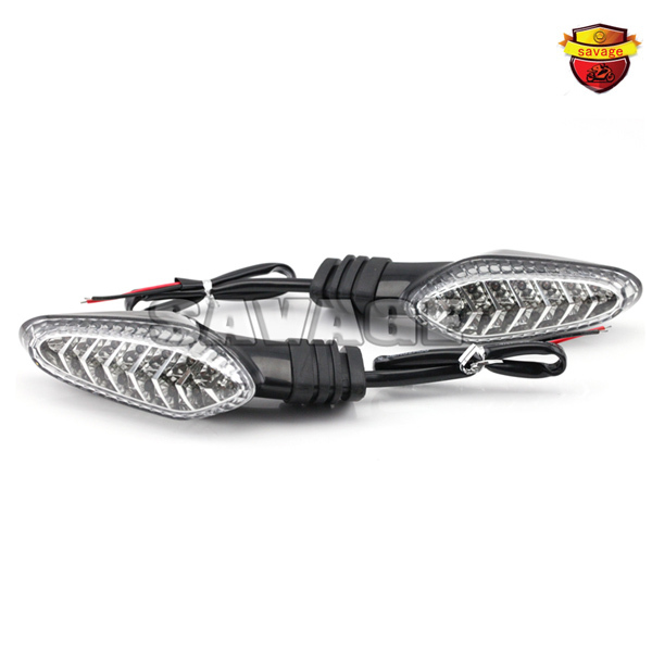 Accesorios de la motocicleta LED de Señal de Vuelta Luz Indicadora de La Lámpara