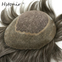Top Hair Wig Hair Piece Mono Lace Thin Skin Mens Hairpieces Toupee Men Cabello Humano Hair