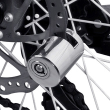 Security Protect Disc Brake Cover Anti-theft Wheel Rotor Lock Mountain Road Bike Parts MTB Bicycle Accessories Cycling Protector