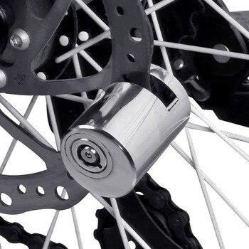 Segurança Proteger Tampa Da Roda Anti-roubo de Bloqueio Do Rotor Freio A Disco Estrada de Montanha Peças Da Bicicleta MTB Acessórios Da Bicicleta Protetor Ciclismo