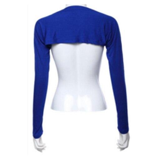 Hayaa Fashion One Piece Sleeves Arm Cover Shrug Bolero Hijab Muslim Blue