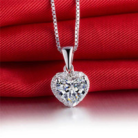 Love 18K Gold 0.60+0.10carat Diamond Pendant for Women Fashion and Fine Jewelry for Wedding and Engagement Ceremony