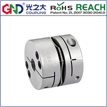 GSB aluminum alloy 8 screw single diaphragm series shaft coupling