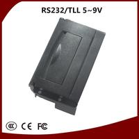58mm thermal rececipt printer with Parallel interface support LOGO download printing application for store, bank, post