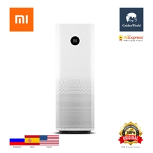 Original Xiaomi Air Purifier PRO for Smart Home / OLED Display Screen / Laser Particle Sensor
