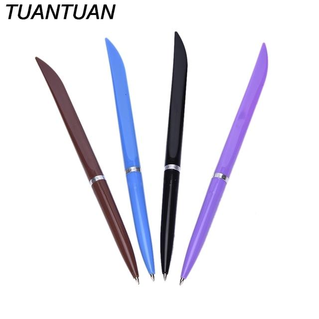 TUANTUAN Ball point pen Office School Supplies Pens Pencils Writing Supplies Ballpoint Pens 10pcs Blue ink ballpoint pen