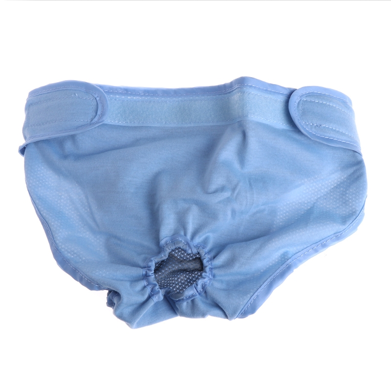 Pet Physiological Panties Dogs Underwear Cute Soft Hygiene Blend Cotton Sanitary
