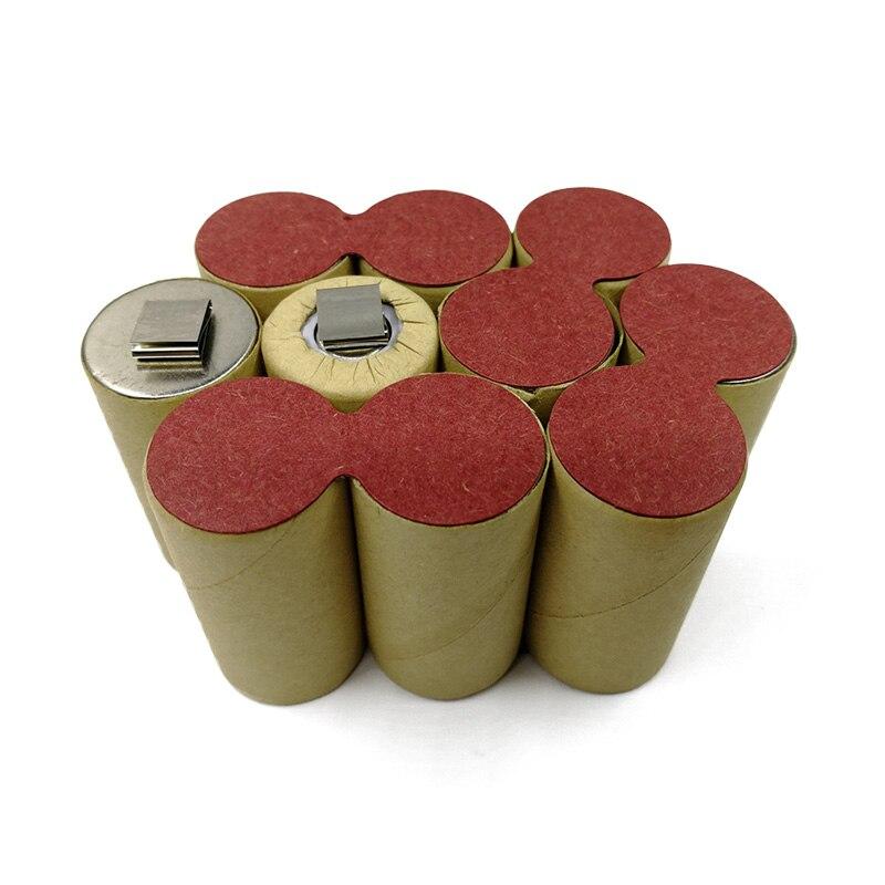 Batería BST12 BS12 de 12V y 3000mAh de pulso NIMH, nueva herramienta eléctrica
