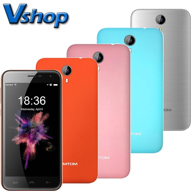 Original HOMTOM HT3 PRO HT3 Mobile Phones RAM 2GB 1GB ROM 16GB 8GB 5 0 inch