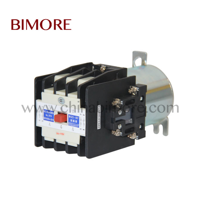 цена на MG5-BF Elevator Contactor for Permanent Magnetic Synchronous Traction Machine AC110V