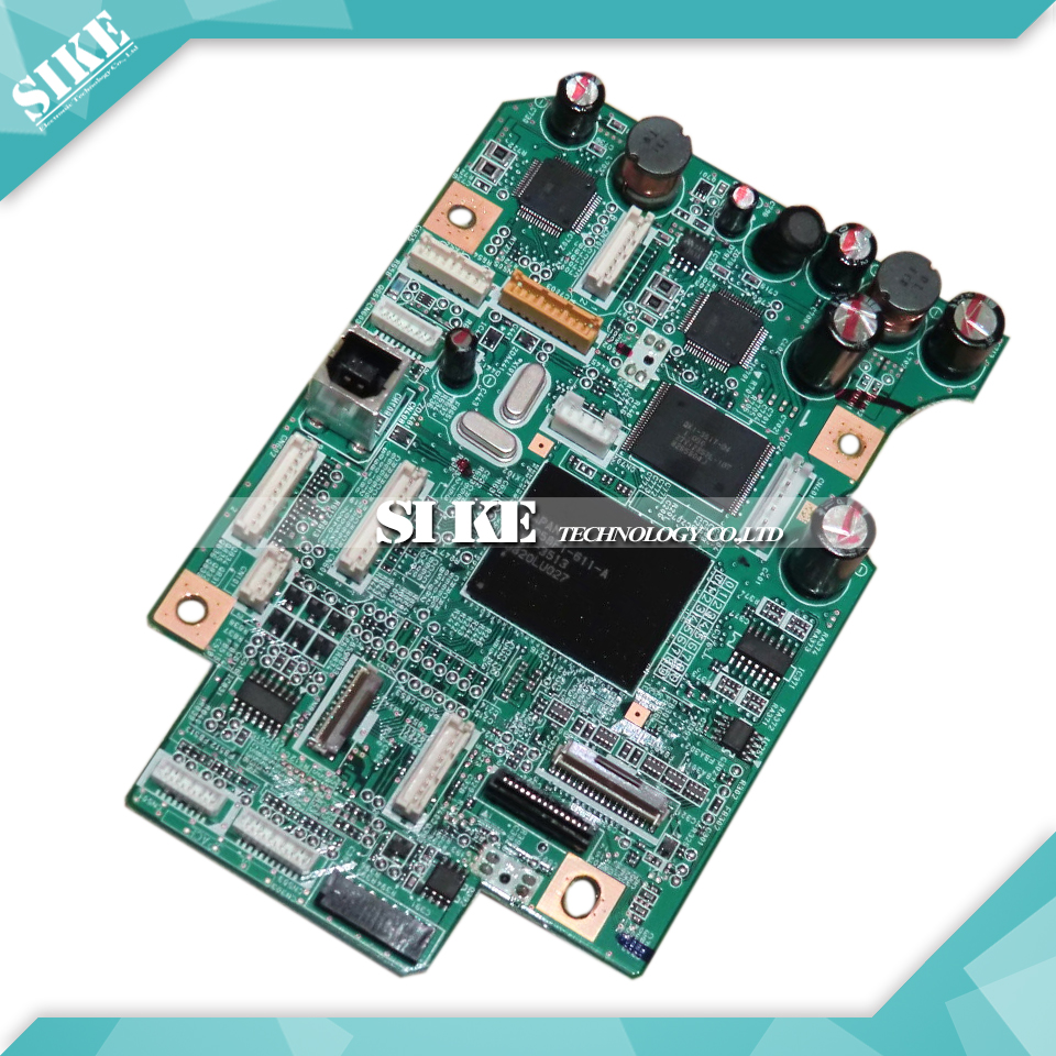 Logic Main Board For Canon MP610 MP 610 Formatter Board Mainboard QM3-2285 pixma printer logic mother board for canon mx 898 mx898 formatter board main board qm3 0080