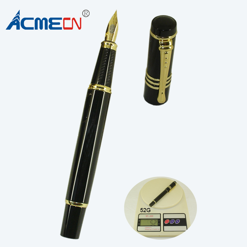 ACMECN High Quality MB style Office Writing Stationery Nib Black Liquid ink Fountain Pen Back to School Students Calligraphy Pen летние шины kormoran 225 45 zr17 94y ultra high performance