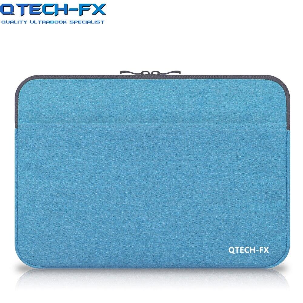 2018 Fashion Laptop bag 13 3 14inch 15 15 6inch Men Women Sleeve bag for QTECH