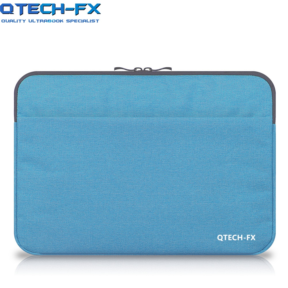 2018 Fashion Laptop Handbag 13/14/15/15.6inch Men and Women Sleeve bag for QTECH Lenovo, HP, Dell Notebook Computer Gift Pink