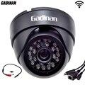 Gadinan ONVIF Wi-fi Áudio Captura 802.11b/g/n Rede H.264 CCTV Interior Câmera IP Sem Fio Com Externo 720 P/960 P