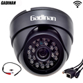 Gadinan ONVIF Wifi Audio Pickup 802.11b/g/n H.264 Red CCTV Cámara IP Inalámbrica de Interior Con Externa 720 P/960 P