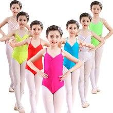 ballet leotard camisole nylon leotards for girls bodysuit dance toddler wear
