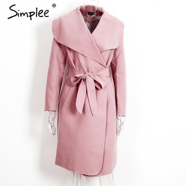 SIMPLEE Trendikas jakk