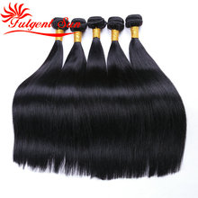 Cheap brazilian virgin hair brazilian straight hair 5 pcs lot free shipping virgin brazillian hair weave 5 bundles human hair