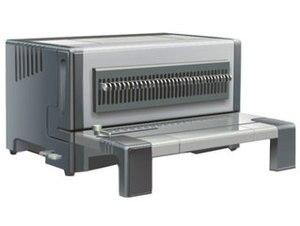 Image 4 - Elektrische punch und bindung maschine alle in einem, kamm bindung maschine und draht bindung maschine combo, heavy duty