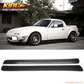 For 90-97 MAZDA MIATA MX5 SIDE SKIRTS FD POLY URETHANE BODY KIT