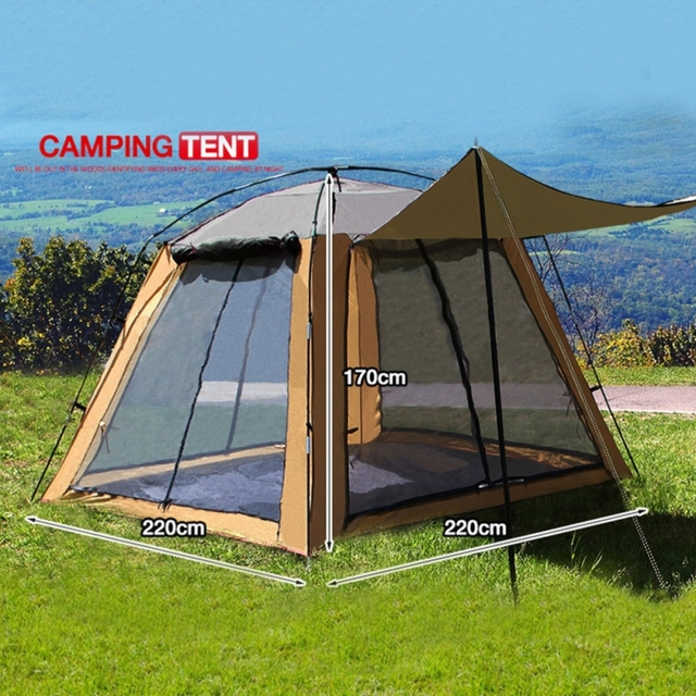 High Quality 3-4 Person Instant Automatic Beach Tent Big Gauze Sun-shade ZPJ1295 & High Quality 3 4 Person Instant Automatic Beach Tent Big Gauze Sun ...