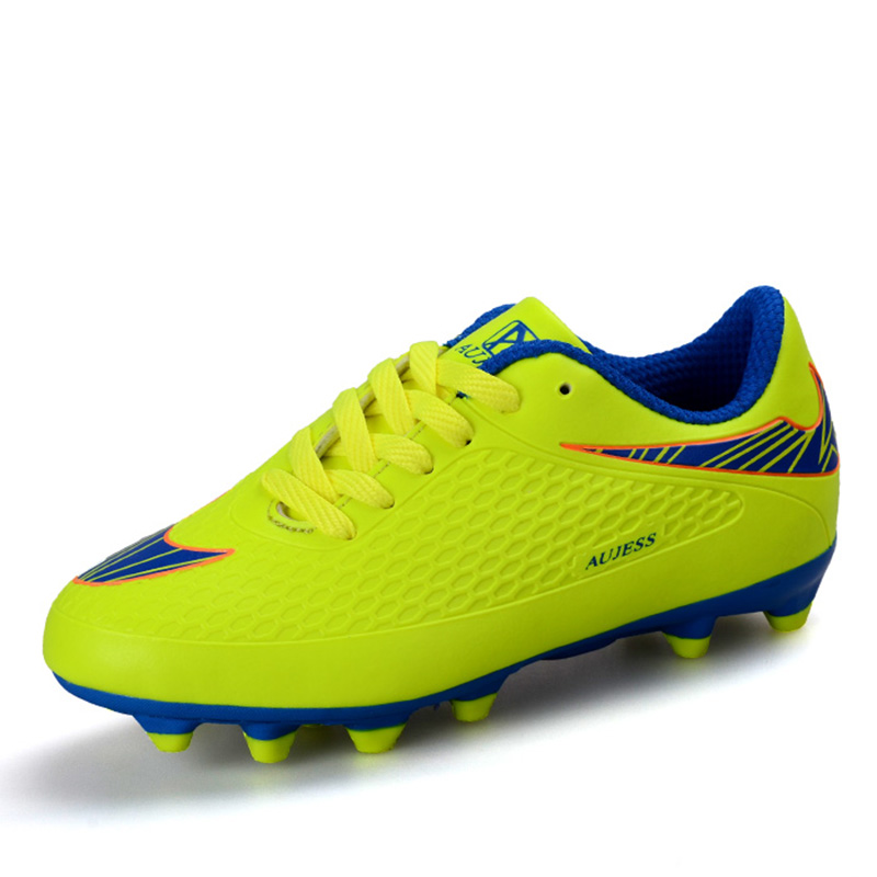 2016 size 33 39 boys football boots fg soccer shoes