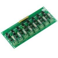 Ch canal AC 220 V 3 8 V 5 V 8 canal Testes de detecção de placa de Testes de isolamento optoacoplador isolado módulo er PLC processadores