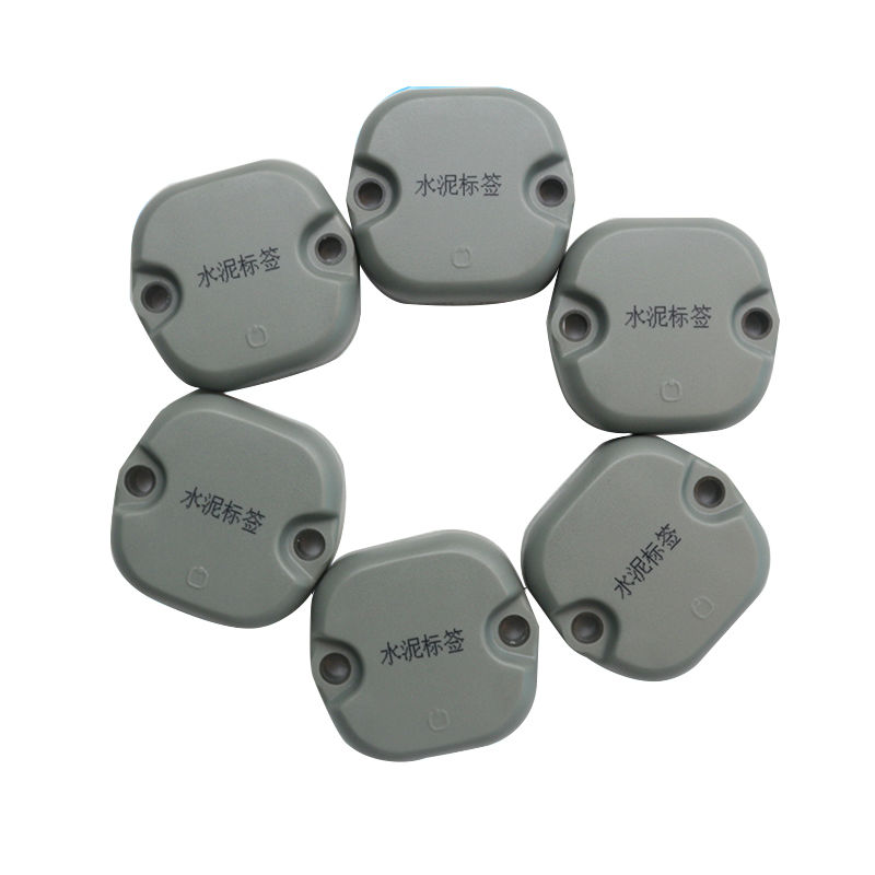 920-925Mhz ABS UHF RFID tag support EPC Class1 Gen2 protocol(Impinj Monza 4QT) used for concrete construction 500pcs rfid one off coated paper wristbands tag epc gen2 support alien h3 chip used for personnal management