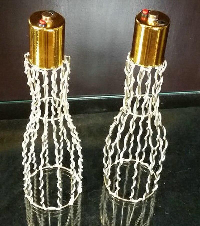 Светодиодные крышки для бутылки вина с зарядкой для шампанского - 3