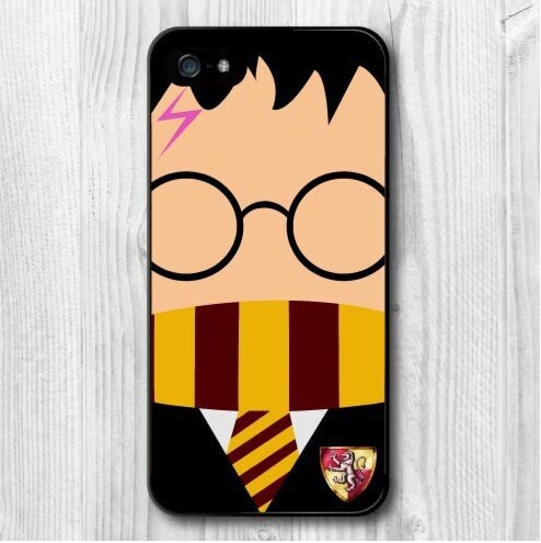 Pretty interesting Harry Potter Funny Character cell phone Protective Cover Case For iPhone 4 4s 5 5s 5c 6 6 plus 7 7plus