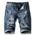 Summer Men Short Jeans Men's Fashion Shorts Men Big Sale Summer Clothes New Fashion Brand Men's Short Pants