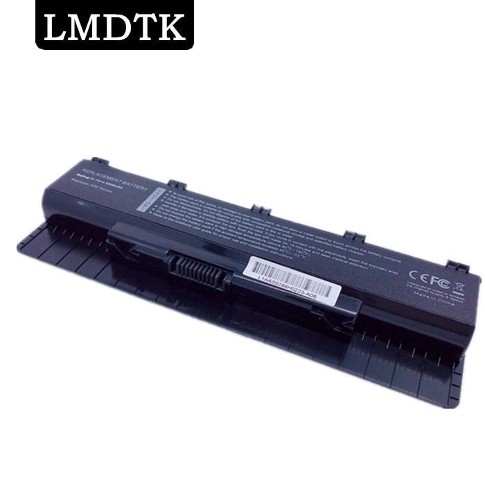 LMDTK New Laptop Battery For ASUS N46 N46V N46VJ N46VZ N46VM N56 N56D N56DP N56V N76 N76V N76VJ A31-N56 A32-N56 A33-N56 A32-N46