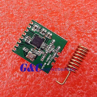 CC1101 drahtlose modul Lange Diance Übertragung Antenne 868 mhz