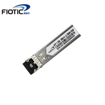 SFP 1.25G LC connector gigabit 1000BASE-LX 850nm 550m DDM GLC-LH-MM Duplex LC Optical Fiber Transceiver module sharetop 1 25g 1000m optical transceiver module multi mode dual fiber sfp 1000m 850nm 550m dual lc port full compatible